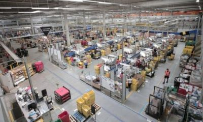 Coronavirus: Amazon workers threaten strikes over virus protection