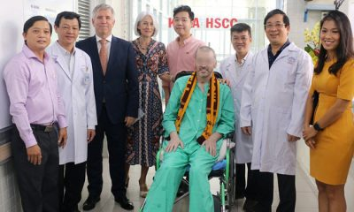 British COVID-19 patient to have insurer pay all treatment costs in Vietnam