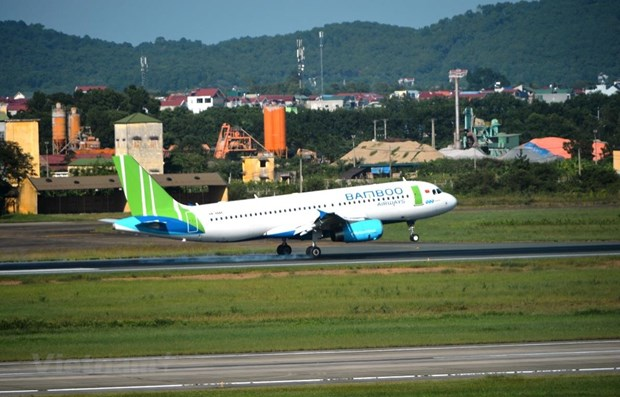 Bamboo Airways to open new routes to Con Dao hinh anh 1