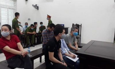 two foreigners sentenced for illegally sending people abroad hinh 0