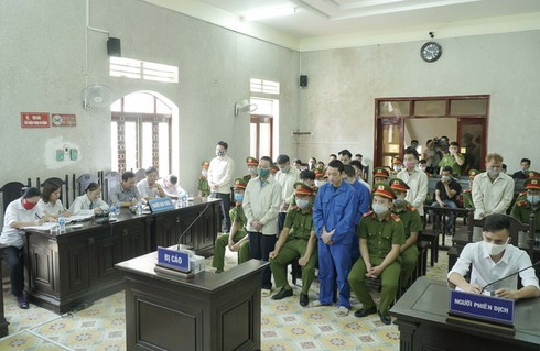 Seven drug traffickers sentenced to death in Vietnam