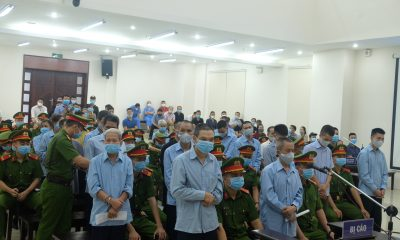Two sentenced to death for murdering officers in Hanoi