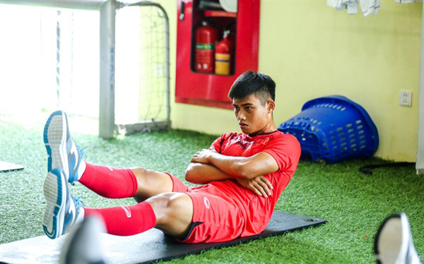 V.League: Nguyen Trong Hieua raw gem needs to be honed