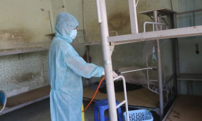 Ho Chi Minh City quarantines 38 exposed to S.Korean who tested positive for COVID-19 in Japan