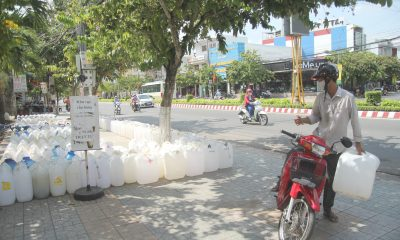 Vietnamese provinces plan on building raw water plant to cope with saltwater intrusion