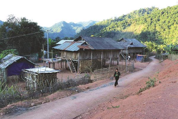 Lives of Cong ethnic people in Dien Bien