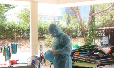 All direct contacts of recent local coronavirus infections in Ho Chi Minh City test negative