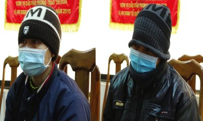 Vietnam police save one-year-old boys from being trafficked to China