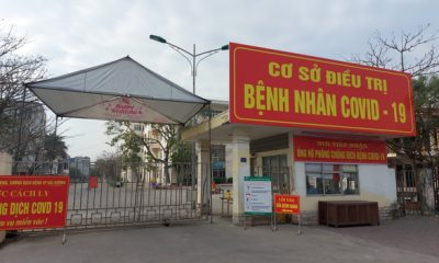 Vietnam reports 15 more local COVID-19 cases, all in Hai Duong