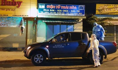 23 quarantined after woman tests positive for COVID-19 in Vietnamese province