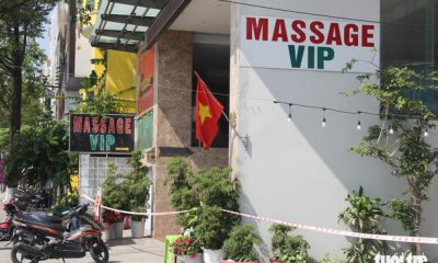 Masseuse in Da Nang tests positive for COVID-19