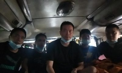 Chinese caught hiding in cardboard boxes on bus traveling southward in Vietnam