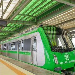 French consultancy casts doubts on operational safety of Hanoi metro line