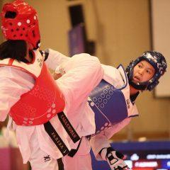 Vietnamese athlete strikes gold at Asian taekwondo championship
