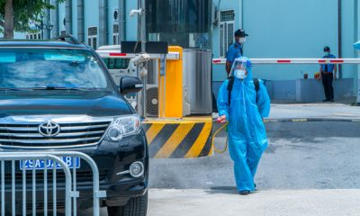 Vietnam's daily coronavirus cases surge by a record 1,314