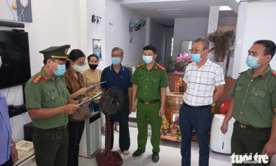 S.Korean association leader charged for organizing compatriots' illegal entry into Vietnam