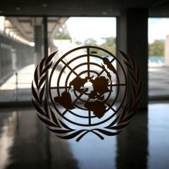 Hundreds of cities back U.N. fight against global woes
