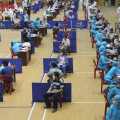 Da Nang to begin largest-ever COVID-19 vaccination campaign following first day of no community case