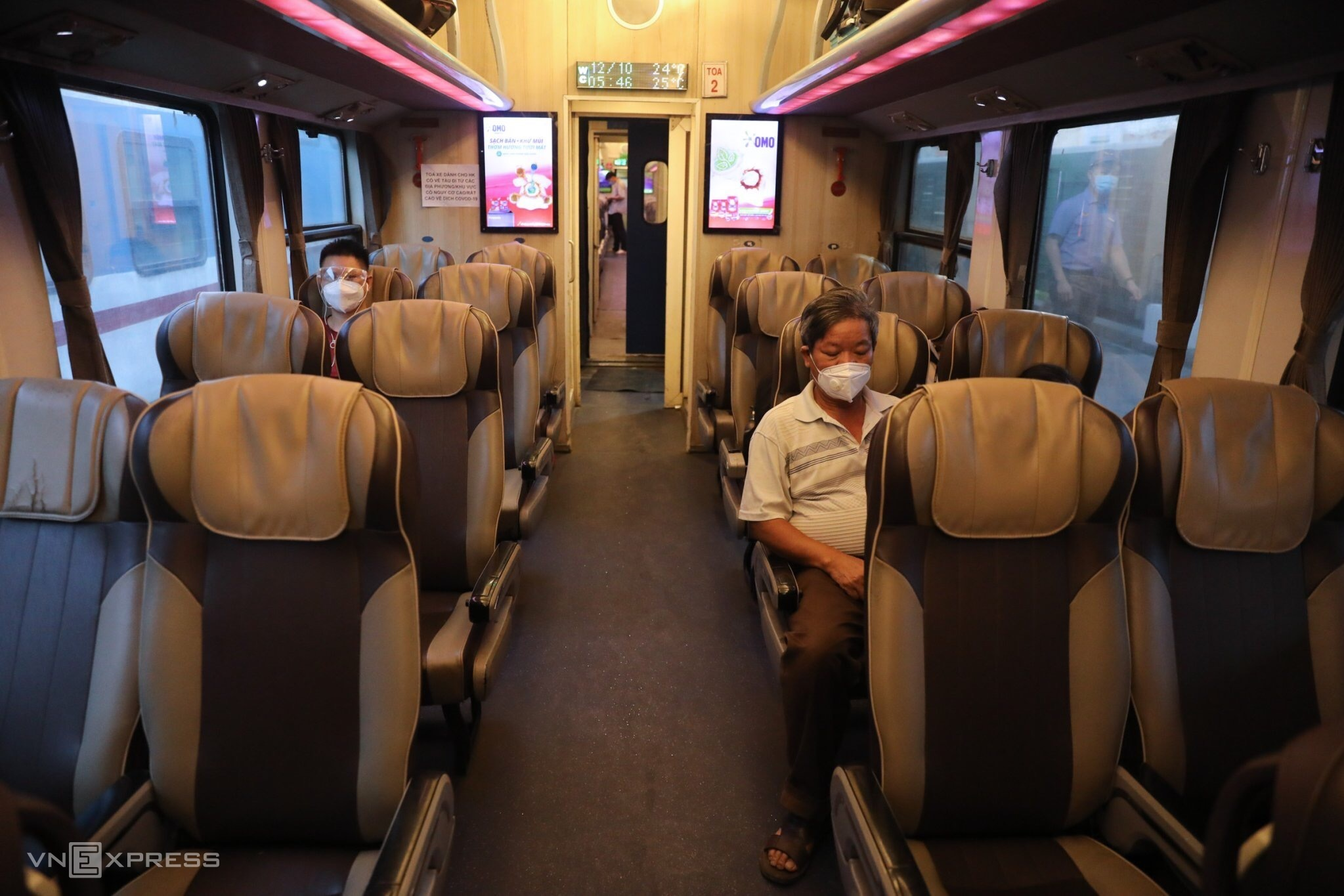 North-South trains resume operation post-lockdown