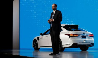 Toyota exec: Not everyone should drive a battery electric vehicle