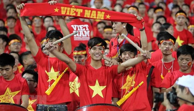 Stadium allowed to welcome 30 pct of viewers for Vietnam's matches in World Cup qualifiers hinh anh 1